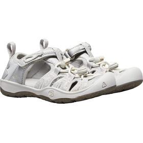 Keen Moxie - Sandales Enfant - gris/blanc